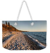 Pebble Beach Autumn    Weekender Tote Bag