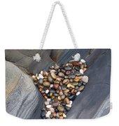 Pebble Beach Rocks 8778 Weekender Tote Bag
