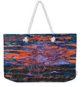 Pebeo After The Sunset Weekender Tote Bag