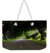 Pecan Alley Rays - Arkansas - Landscape Weekender Tote Bag