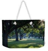 Pecan Grove Sunrise Weekender Tote Bag