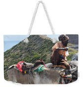 Peddler Of The Mountains Weekender Tote Bag