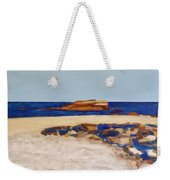 Pedersen Beach Lake Superior Weekender Tote Bag