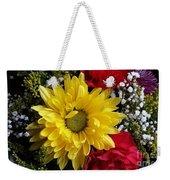 Peek A Boo Sunshine Weekender Tote Bag