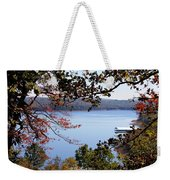 Peek-a-view Weekender Tote Bag
