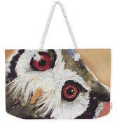 Peekaboo Owl Weekender Tote Bag