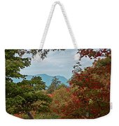 Peeking At The Smokies Weekender Tote Bag