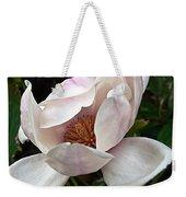 Peeking Magnolia Weekender Tote Bag