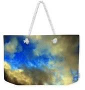 Peeking Through Weekender Tote Bag