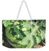 Peeking Watermelon Weekender Tote Bag