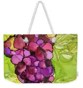 Peel Me A Grape Weekender Tote Bag