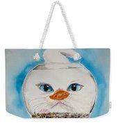 Peeping Tom Weekender Tote Bag