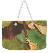 Peeping Tom Weekender Tote Bag