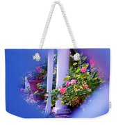 Peeping Trough The Fence Weekender Tote Bag