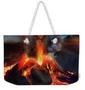 Pele - Volcano Goddess Weekender Tote Bag