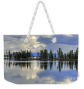 Pelican Bay Morning Weekender Tote Bag