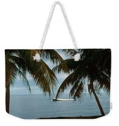 Pelican Beach Belize Weekender Tote Bag