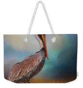 Pelican Blues Weekender Tote Bag