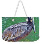 Pelican By The Pier Weekender Tote Bag