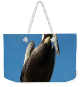 Pelican Dreams Weekender Tote Bag