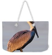 Pelican Perch Weekender Tote Bag