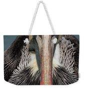 Pelican Stare Weekender Tote Bag