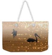 Pelican Sunrise Weekender Tote Bag