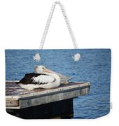 Pelican Taking Time Out 691 Weekender Tote Bag