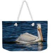 Pelican Wake Weekender Tote Bag