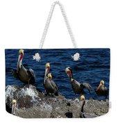 Pelicanos Weekender Tote Bag