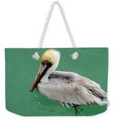 Pelican's Cove Weekender Tote Bag