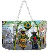 Pelourinho - Historic Center Of Salvador Bahia Weekender Tote Bag