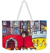 Pena Palace In Sintra Portugal  Weekender Tote Bag