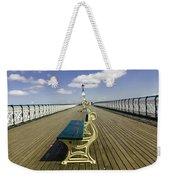 Penarth Pier 9 Weekender Tote Bag