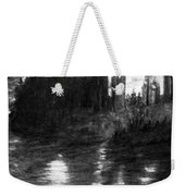 Pencil Sketch The Dolceaoque Castle Weekender Tote Bag