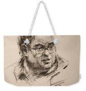 Sketch Man 8 Weekender Tote Bag