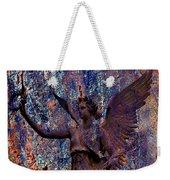 Pending Victory Goddess Victoria Weekender Tote Bag