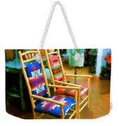 Pendleton Chairs Weekender Tote Bag