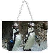 Penguin Duo Weekender Tote Bag