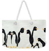 Penguins  -2 Weekender Tote Bag