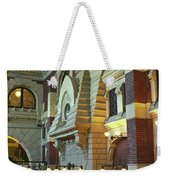 Penn Fine Arts Library Weekender Tote Bag