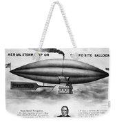Penningtons Airship, 1850 Weekender Tote Bag
