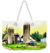 Pennsylvania Farming  Weekender Tote Bag