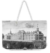 Pennsylvania Hospital, 1755 Weekender Tote Bag by Granger