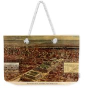 Pennsylvania Station 1910 Weekender Tote Bag