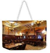 Pennsylvania Supreme Court  Weekender Tote Bag