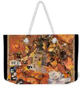 Penny And A Cigarette Weekender Tote Bag