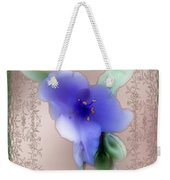 Penny Postcard Wildflower Weekender Tote Bag