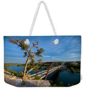 Pennybacker Bridge 2 Weekender Tote Bag