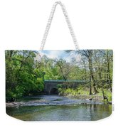 Pennypack Creek Bridge Built 1697 Weekender Tote Bag